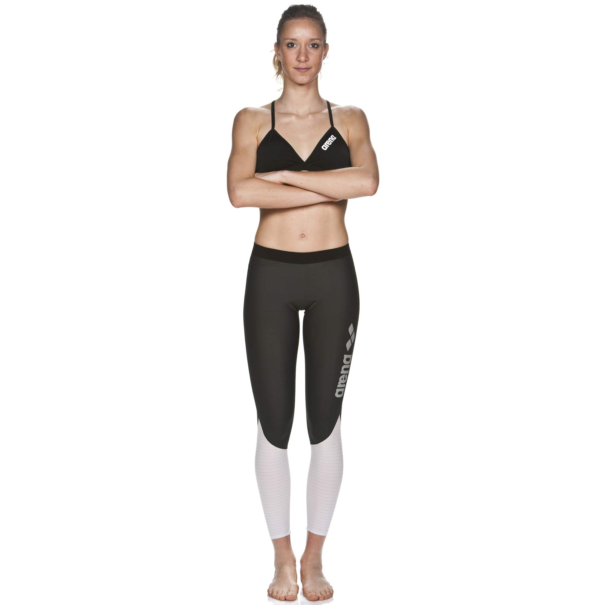 arena W Carbon Compression Long Tights by arena (Image #2)