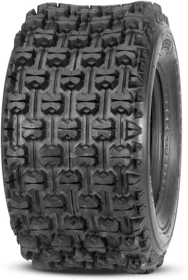 22X7-10 20X10-9 Quadboss ATV Tires Any Year SUZUKI LTZ 250 SET of 4