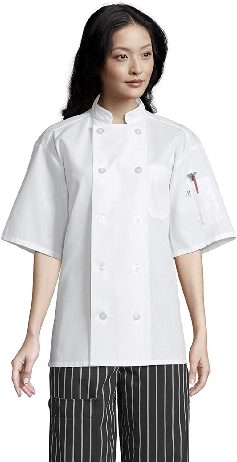 Uncommon Threads Tahoe Women's Fit Chef Coat