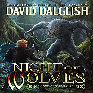 Night of Wolves Audiobook