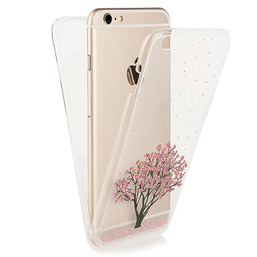 14 opinioni per EGO®, la funzione di touch Case TPU Silikon per iPhone 6 6S, Motiv 1 Baum 360°