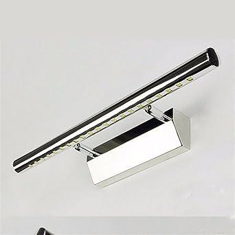 Einfache LED-Spiegel leuchtet wasserdicht Nebel Bad Badezimmer ...