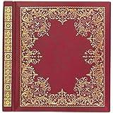 NAKABAYASHI 相册 L尺寸 标准 红色