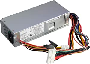 633195-001 220W Power Supply Unit PSU Compatible with Pavilion Slimline S5 S5-1xxx TouchSmart 310-1205la Desktop PC, FH-ZD221MGR PS-6221-9