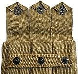U.S. Army GI USGI WWII Triple 3 Magazine Thompson