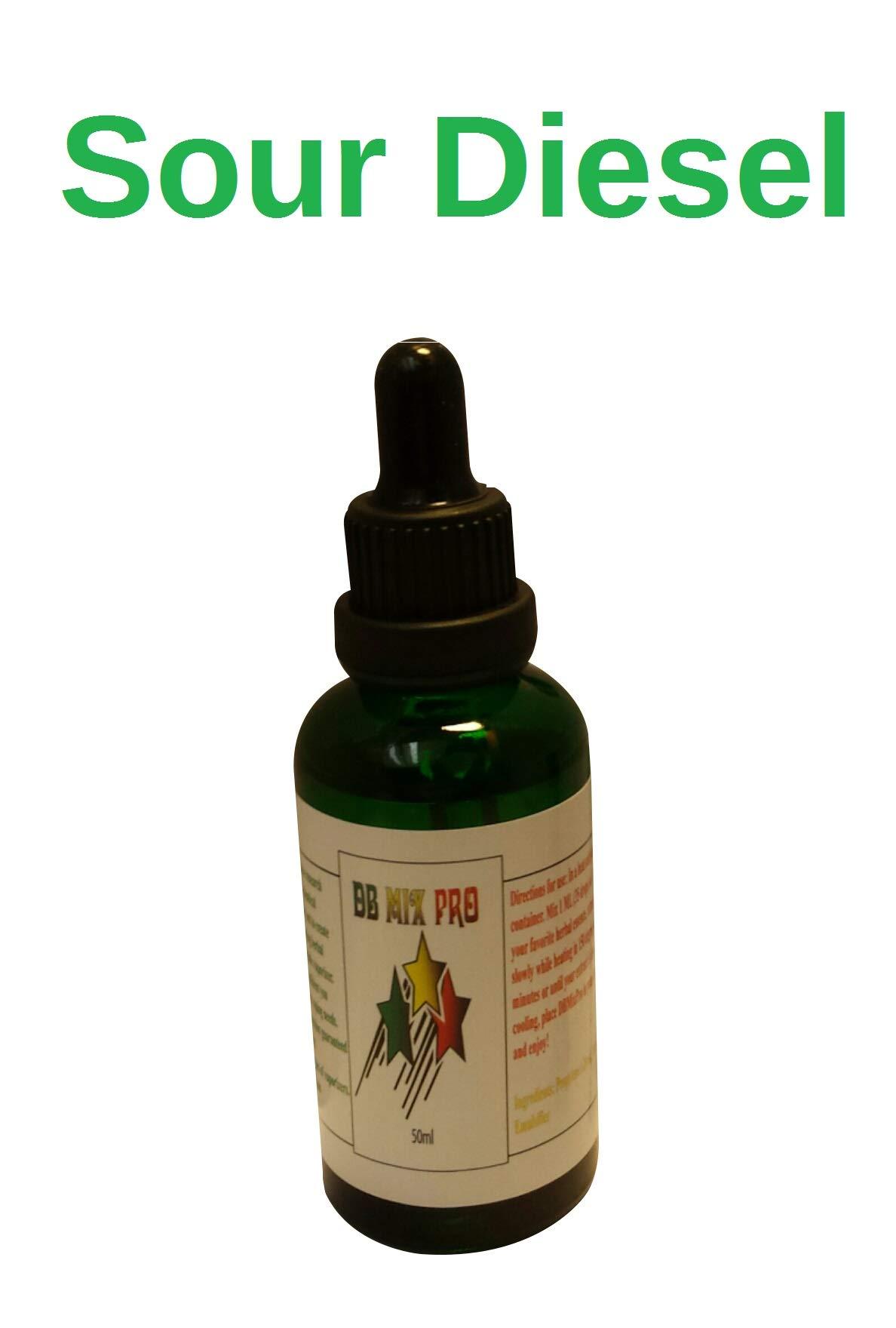 Sour Diesel Terpene Infused Liquidizer 50ml 99% Pure Colorado Terpenes