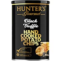 Hunter's Gourmet Hand Cooked Potato Chips, Black Truffle, 150 gm