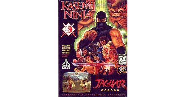 Kasumi Ninja (Atari Jaguar) by Atari: Amazon.es: Videojuegos