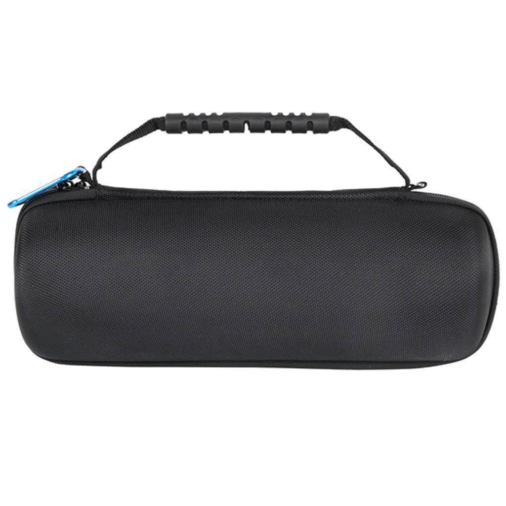 Bluetoothスピーカー トラベルエッセンシャル JBLCharge 4 Bluetoothスピーカーキャリーバッグ ショルダーバッグ ブラック 1  ブラック B07MJ5CK97