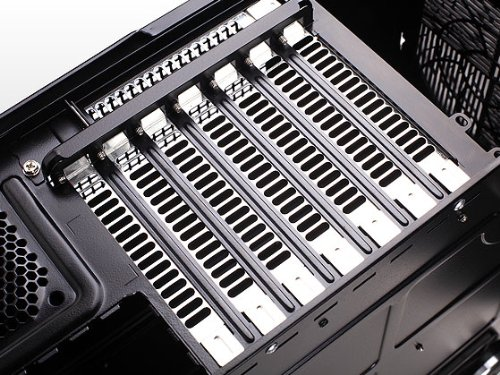 Silverstone Tek GD08B Aluminum Extended ATX / SSI-EEB compatible / SSI-CEB HTPC Computer Case Cases – Black by SilverStone Technology (Image #11)