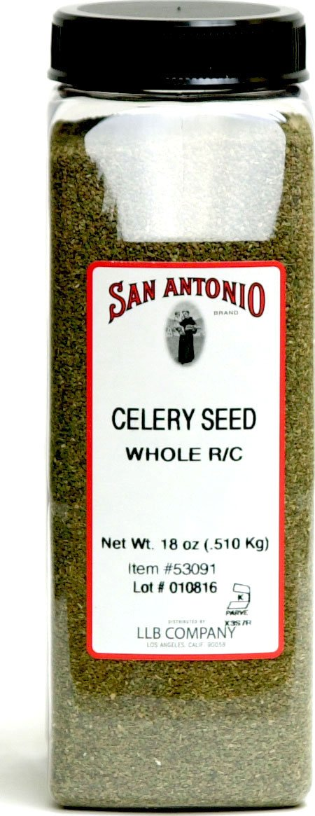 18-Ounce Premium Whole Celery Seed