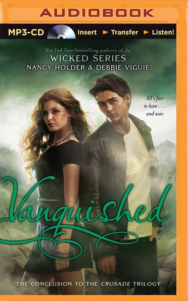 Vanquished (Crusade Series) ebook