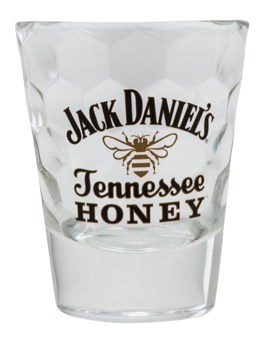Cornell Gifts M. Cornell Importers 5259 Jack Daniel's Honey Comb Shot Glass