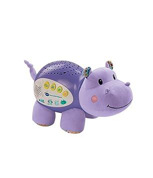 VTech Baby - Proyector Musical POPI estrellitas, Color púrpura ...