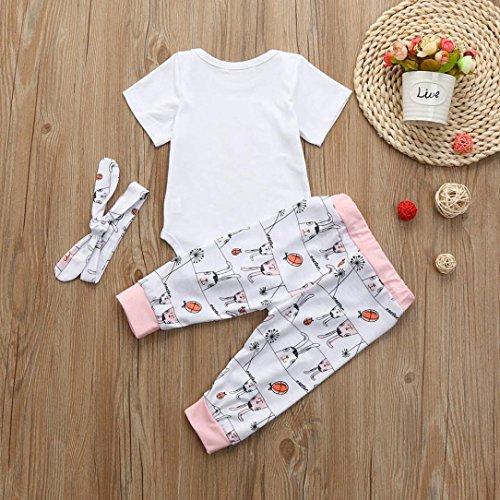 63ee0f0244e DAY8 vetement bébé fille ete Pâques lapin ensemble bebe garcon naissance  printemps chemise blouse T shirt