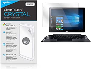 Acer Switch Alpha 12 (SA5-271) Screen Protector, BoxWave [ClearTouch Crystal] HD Crystal Film Skin to Shield Against Scratches for Acer Switch Alpha 12 (SA5-271)