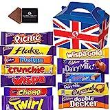 Cadbury Chocolate Gift Pack Large - 12 FULL SIZE