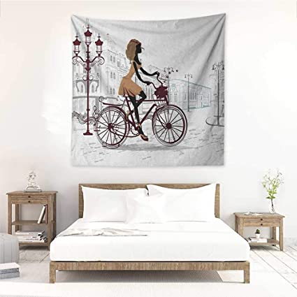 Amazon.com: Teen Room Wall Tapestry for Bedroom Young Girl ...
