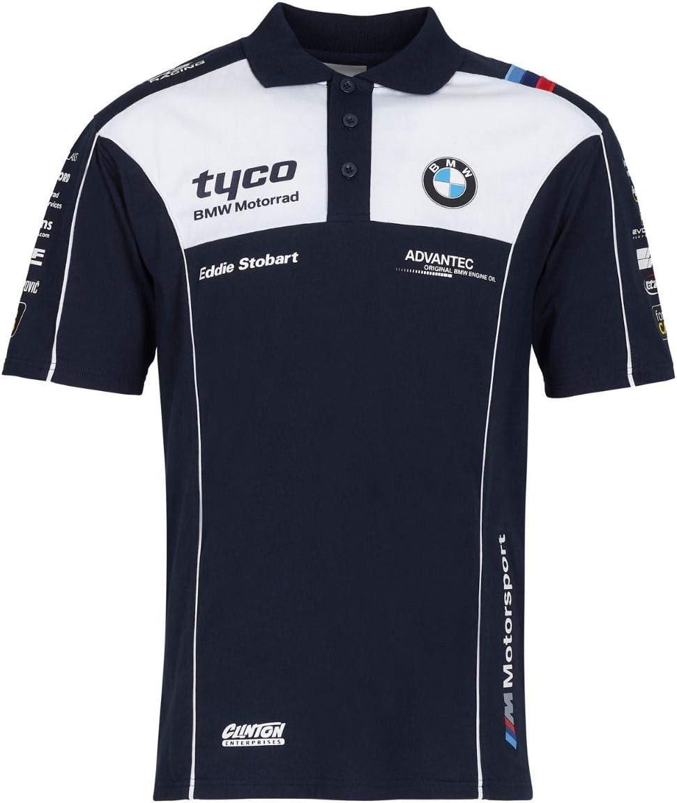 Camiseta de Paddock pitliine Ropa de Equipo de competicion de Motos Tyco Motorrad (XL Polo): Amazon.es: Coche y moto