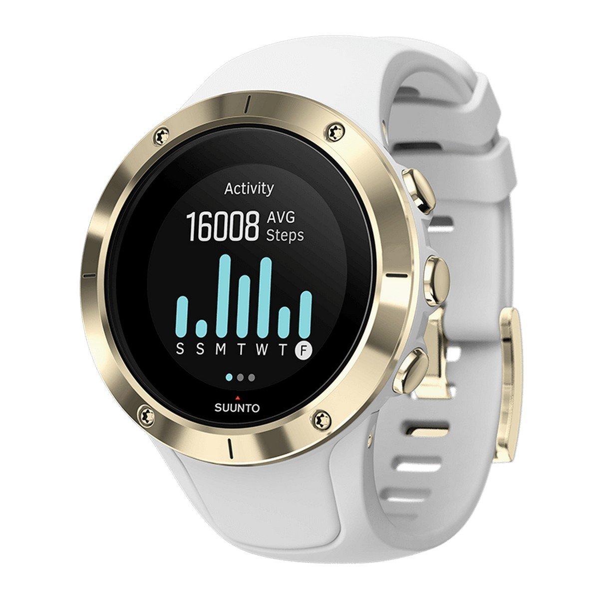Suunto Spartan Trainer Wrist HR Multisport GPS Watch (Gold) by Suunto (Image #2)