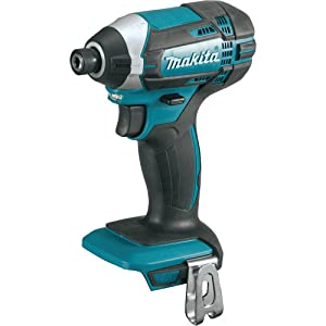 Makita XDT11Z 18V LXT Lithium-Ion Cordless Impact Driver, Tool Only