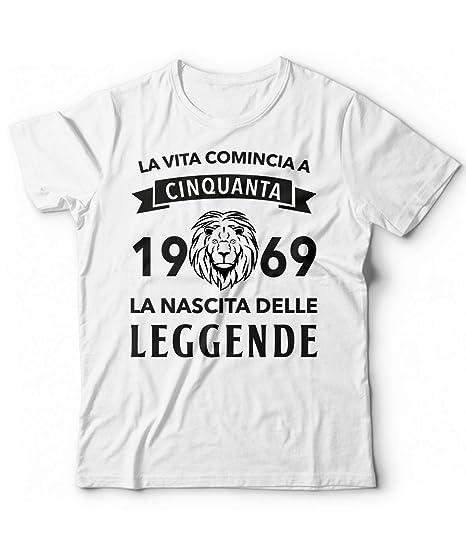 50 Anni Compleanno Mamma Regalo.Generico T Shirt Compleanno 50 Anni Cinquantenario Regalo Papa