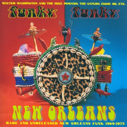 Funky Funky New Orleans by Funky Delicacies