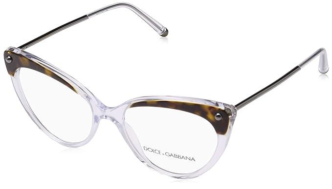 2bd496dc0d Amazon.com: Dolce & Gabbana eyeglasses Frame Model DG3291-757 52mm ...