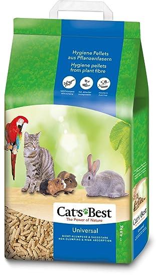 Amazon.com: Cats Best - Arenero universal para gatos (10 L ...