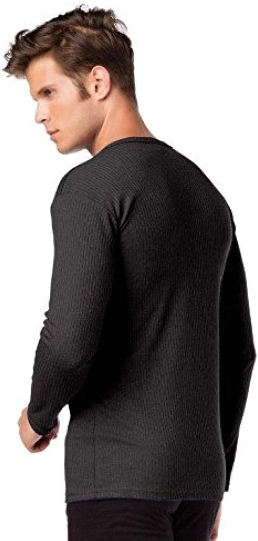 biancheria intima termica da sci BestSale247 calzamaglia da uomo confezione da 2 pezzi in cotone