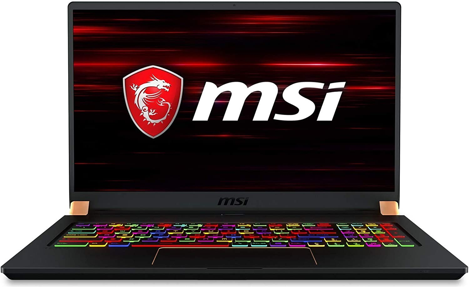 "MSI GS75 Stealth-1025 17.3"" 144Hz 3ms Ultra Thin and Light Gaming Laptop Intel Core i7-8750H RTX2070 16GB DDR4 512GB Nvme SSD TB3 Win10Home VR Ready"