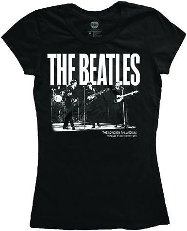 Ladies Beatles London Palladium Live Gig Rock Oficial ...