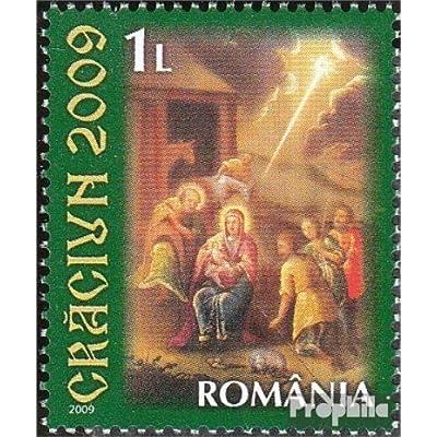 Roumanie 6401A (complète.Edition.) 2009 Noël (Timbres pour les collectionneurs)