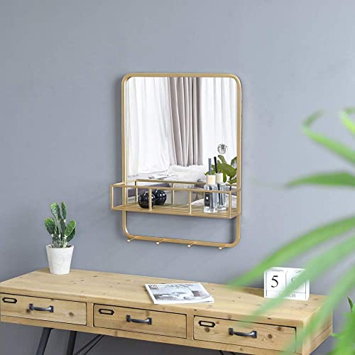 VINGLI Wall Mirror Rectangular Mirror