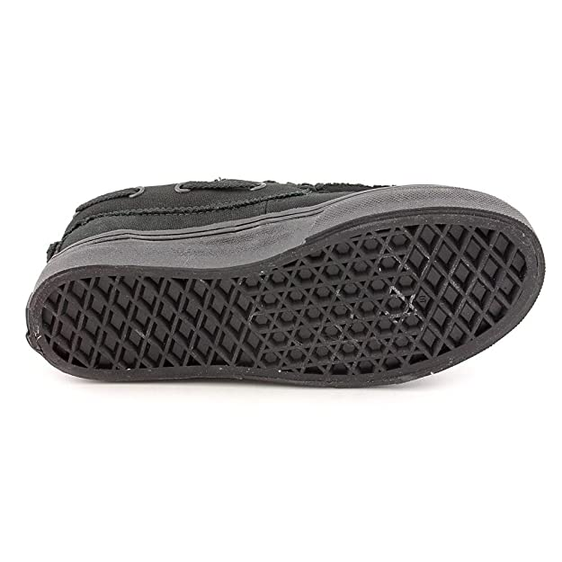 48d58ae70b Amazon.com  Vans Zapato Del Barco Canvas Shoe black  Shoes