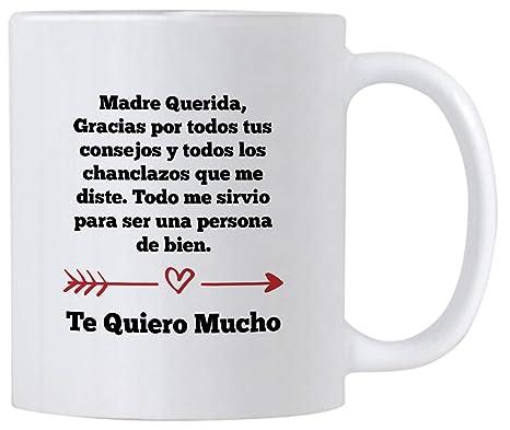 Amazon.com: Casitika Regalos para Mama Tazas para café de ...