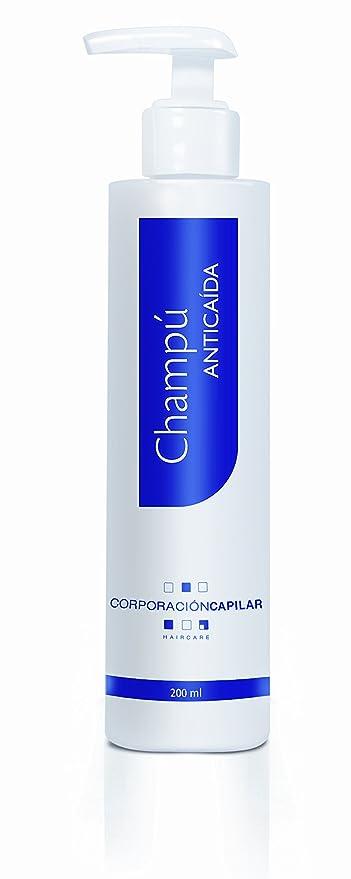 CHAMPU ANTICAIDA ayuda a frenar la caída del cabello y fortalecerlo