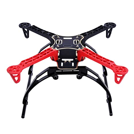 Marco de Quadcopter, Aviones Drone Frame Kit RC Accesorio ...