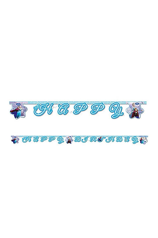 Frozen GARLAND cortar colgando decoración NUEVO CONGELADO DE PATINAJE decoración de la habitación decoración de Elsa y de Anna Niños cumpleaños