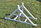 Non-adjustable Teeter Base with Plank Kit