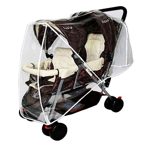 Trolley Cochecito de bebé Universal con Funda Doble, EVA ...