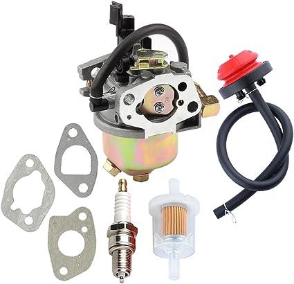 ALLMOST HUAYI Carburetor 951-12705 951-10974//951-10974A 165SA w//Gaskets