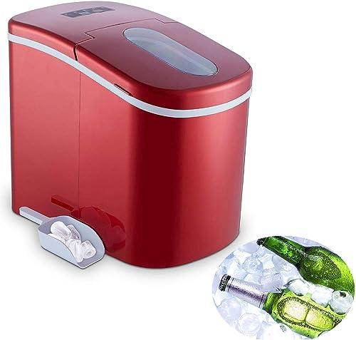 T YONG TONG Portable Ice Maker Machine