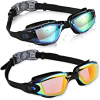 Deals on 2-Pack Aegend Swim Goggles