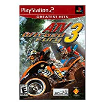 ATV Off-Road Fury 3 Greatest Hits for Sony PS2