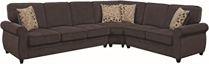 Coaster Home Furnishings Living Room Sectional Sofa - Remarkable Stability