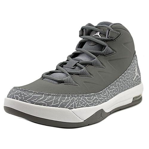 553cae52c5c3 Jordan AIR DELUXE mens basketball-shoes 807717-001 10 - COOL GREY WHITE