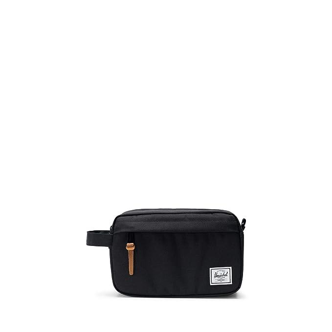 53d4d25183 Herschel Supply Co. Chapter Travel Kit,Black,One Size: Amazon.ca ...
