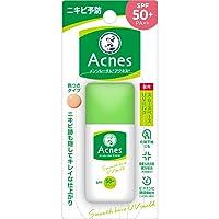 Rohto Acnes   Sunscreen Lotion   Medicated UV Tint Milk 30g SPF50+ PA++ (Japan Import)