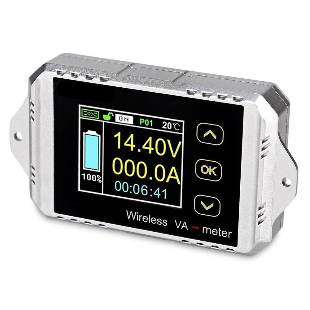 amazoncom runmind wireless bi directional voltage current power